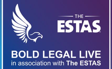 Gazeal backs first Bold Legal LIVE! and ESTAS Conveyancer Awards