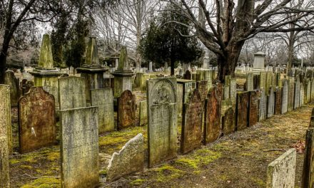 Grave danger – Cemeteries as a source of groundwater pollution