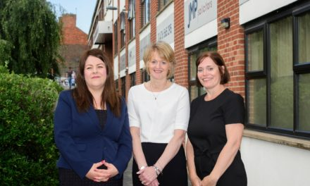 Grantham law firm JMP Solicitors expands with trio of new hires