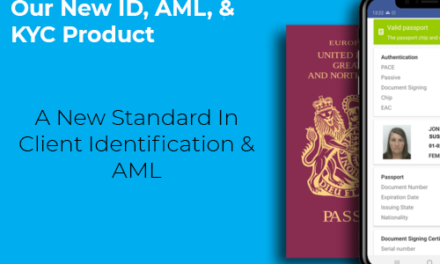 New inCase Feature – Probably the best ID, AML & KYC Check