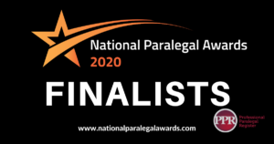 Birketts' Senior Conveyancing Executive nominated for National Paralegal award for second consecutive year