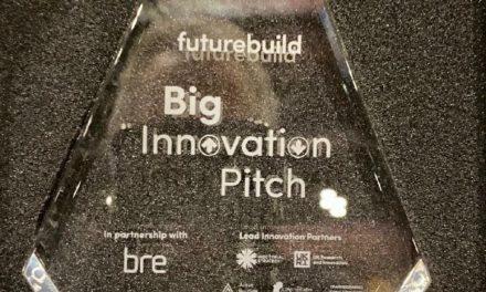 Team of Brighton Innovators Win Futurebuild Innovation Award