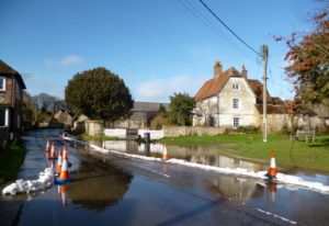Groundwater Flooding and Water Supplies – The Delayed Deluge