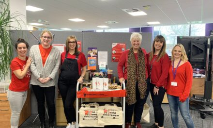 SearchFlow fundraises for cardiac charity in memory of colleague