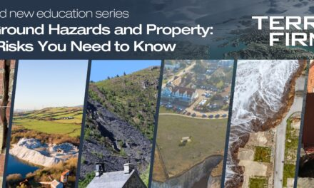 Join the Experts: Terrafirma Launch New Education Series on UK Ground Hazards