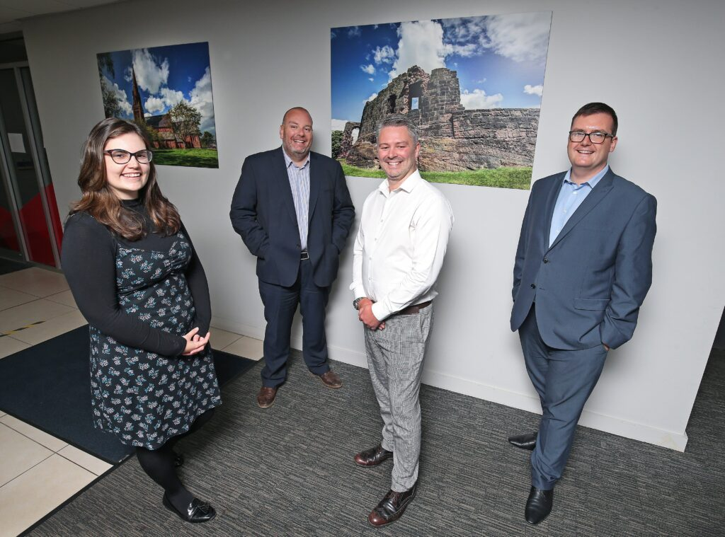 Bell Lamb & Joynson Solicitors welcomes five recruits to mark new business year