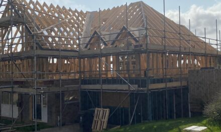 New-build construction down 52% due to the lockdown