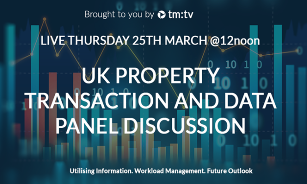 tm:tv panel to discuss the true potential of property data