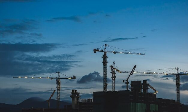 Construction continues to contribute to UK economic recovery