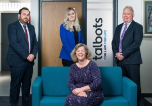 Talbots Law makes high-profile double appointment as it sets out plans to expand corporate and commercial offering