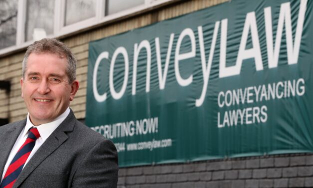 SPECIAL FEATURE: Apprenticeships have been the 'life blood' of our company's success – Convey Law