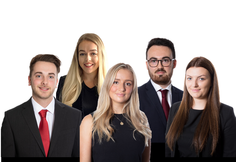 Law firm Ramsdens welcomes their latest trainees