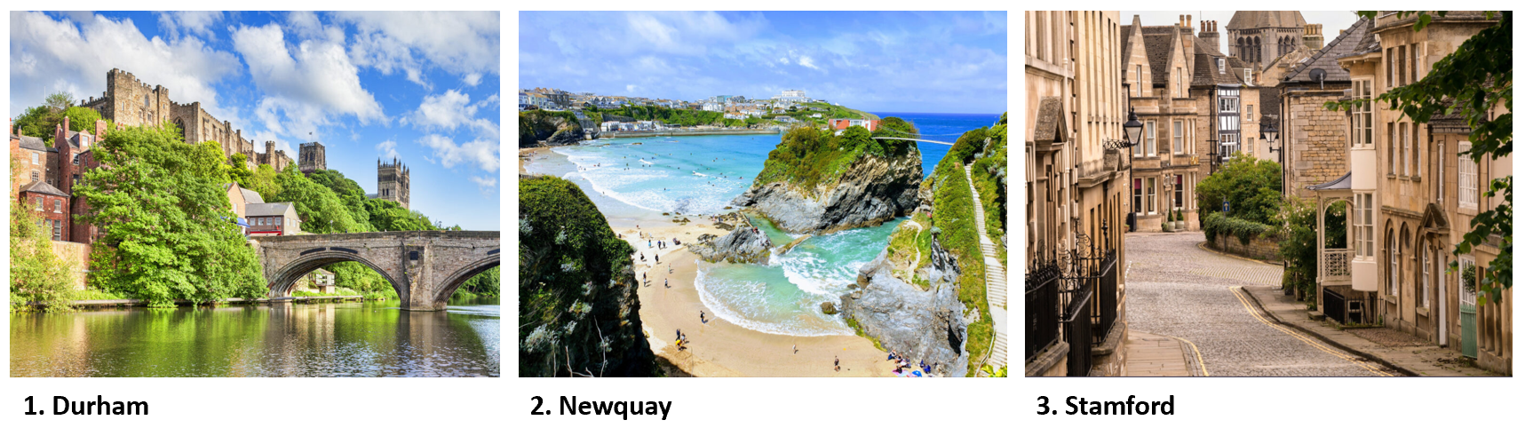 The 20 most picturesque places to move to in the UK