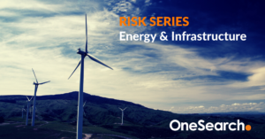 OneSearch Risk Series: The rebirth of infrastructure