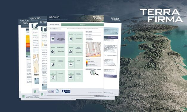 New look and new features enhance Terrafirma reports – now LIVE